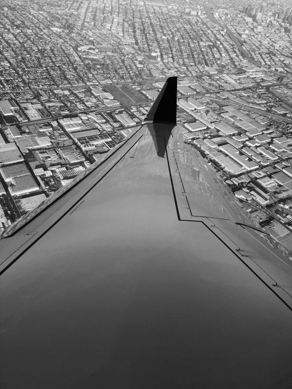 LA Plane