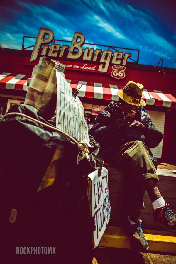 Santa Monica Burger