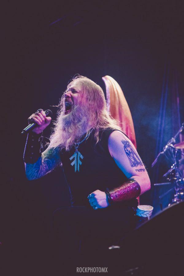 Amon Amarth vocal